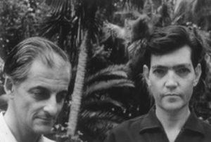 Manuel Antín y Julio Cortázar