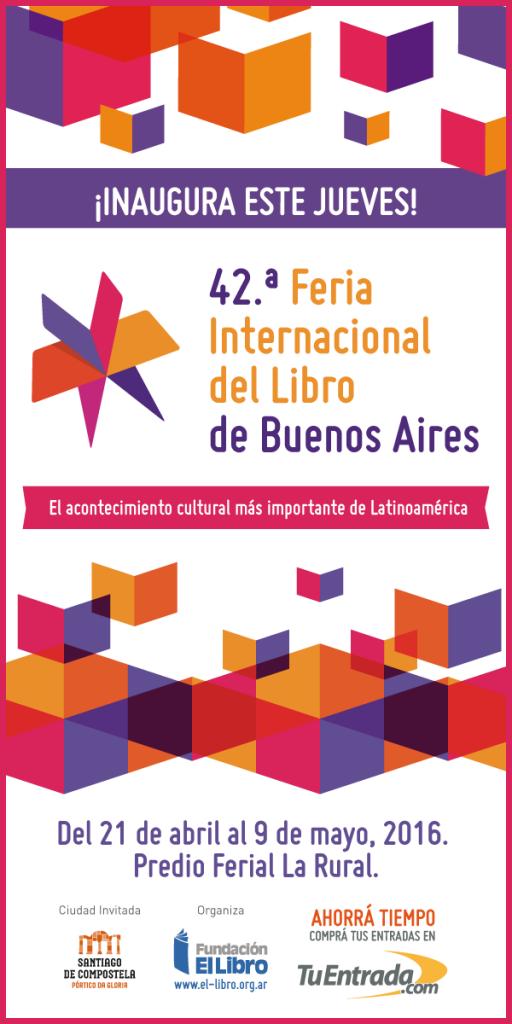 Dale Cine presenta EL Fantástico Julio en la Feria Internacional del libro de Buenos Aires