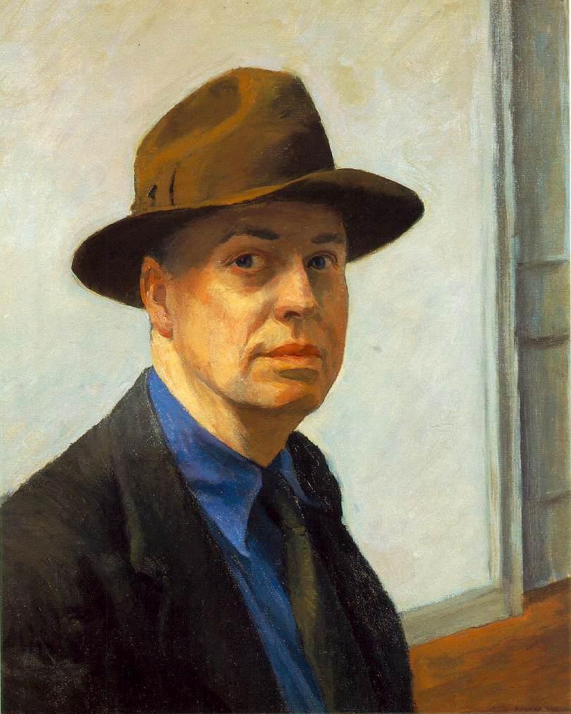 1925-30 - Self Portrait