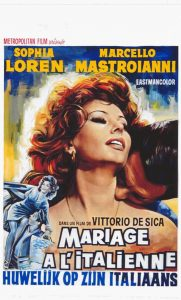 1964_Matrimonio_a_la_italiana_(Vittorio_De_Sica)_belga